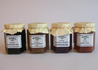 Emilys Jam and Pickles - Lime & Chocolate Jelly