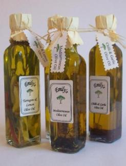 Emilys Jam and Pickles - Emily's fiery oil